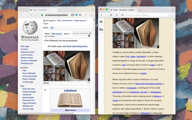 Reader View extension - Opera add-ons