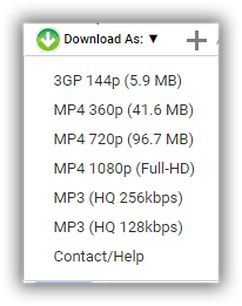 Easy youtube video downloader for opera extension opera add-ons.