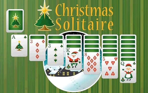 Christmas Solitaire extension - Opera add-ons