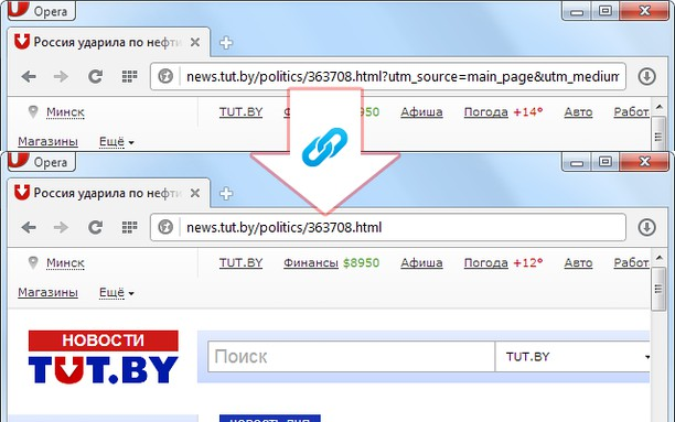 Imagem para Pure URL
