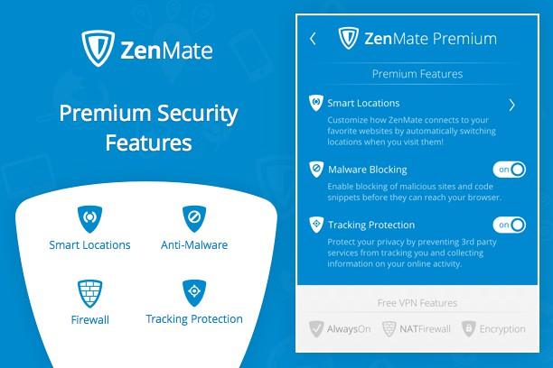 zenmate premium test