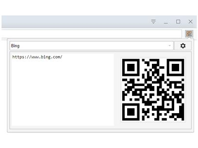 Send To My Phone Qr Code Generator Extension Opera Add Ons