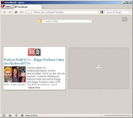 Screenshot for Aktuelle Bild.de der Home