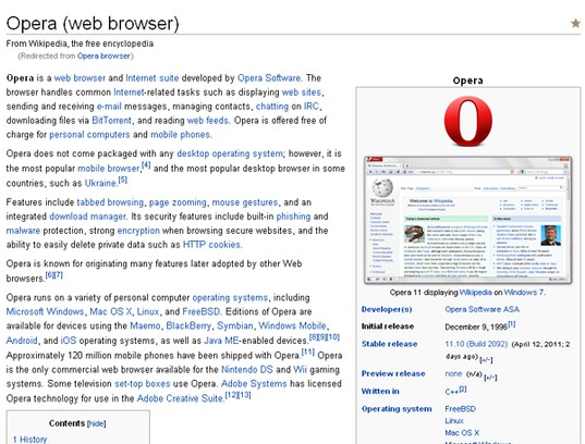 opera browser extensions