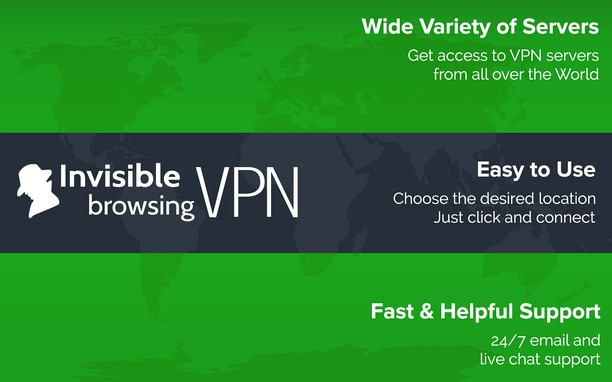 ibVPN - Best VPN & Proxy extension - Opera add-ons