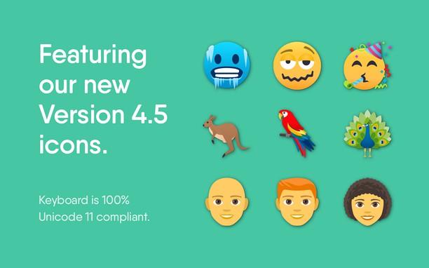 Emoji Keyboard by JoyPixels™ extension - Opera add-ons