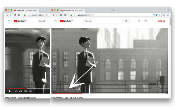 Screenshot untuk Permanent Progress Bar for YouTube