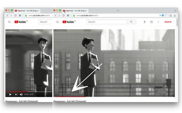 Permanent Progress Bar for YouTube 的屏幕截图
