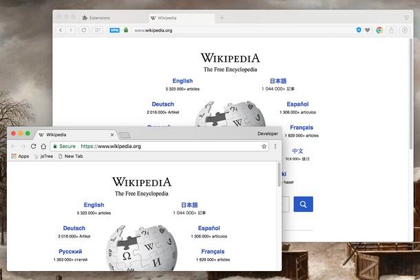 Open in Google Chrome képernyőképe