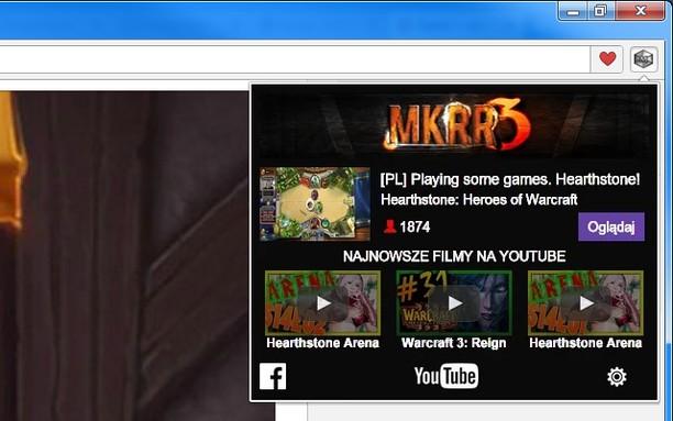Copie d'écran pour MKRR3