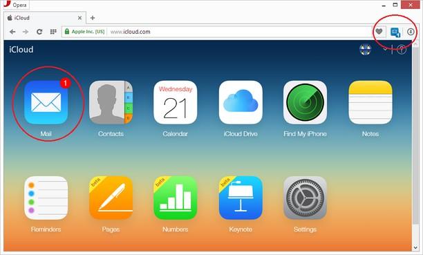 Screenshot for iCloud™ Notifier