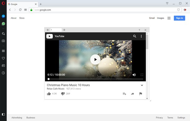 Captura de pantalla para YouTube™ Anywhere