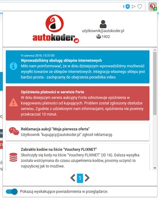 Screenshot for Autokoder