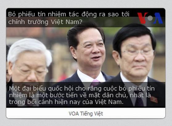 Screenshot for VOA Tiếng Việt