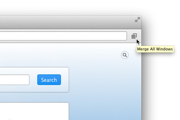 Merge Windows 用のスクリーンショット