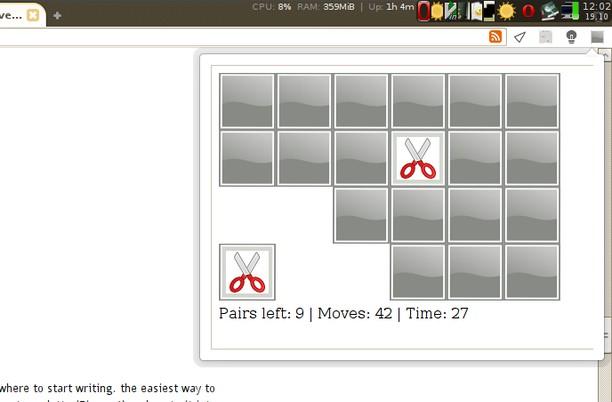 Opairs 的螢幕截圖