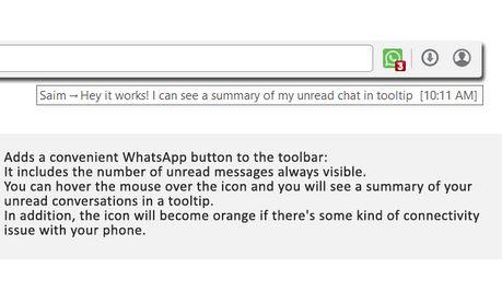 Whatsapp For Pc Erweiterung Opera Add Ons