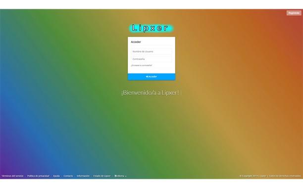 Lipxer Opera képernyőképe