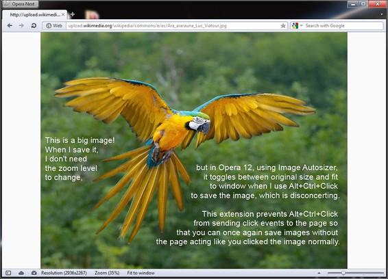 Screenshot for Fix Alt+Ctrl+Click