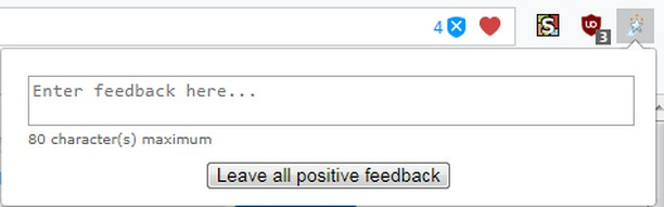Screenshot para sa Auto eBay Feedback