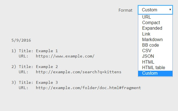 TabCopy extension - Opera add-ons