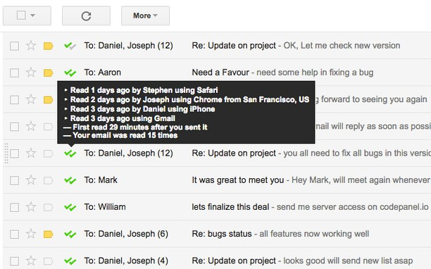 OBTrack for Gmail Tracking & Email Opens extension - Opera add-ons