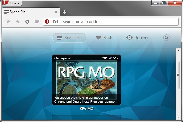 Skjermbilde for RPG MO