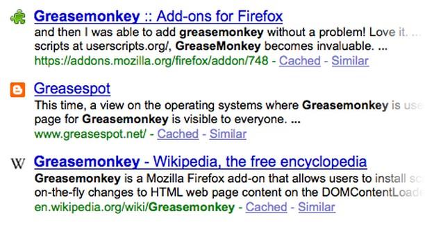 Faviconize Google extension - Opera add-ons