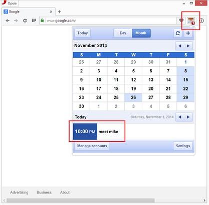 Screenshot for Google™ Calendar
