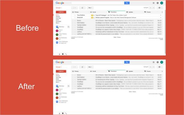 AdBlocker for Gmail™ 的螢幕截圖