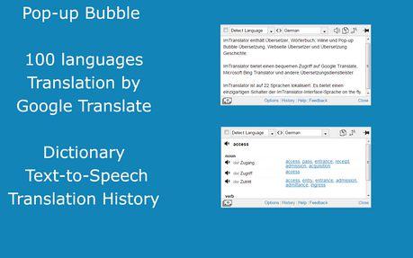Google Translate extension - Opera add-ons