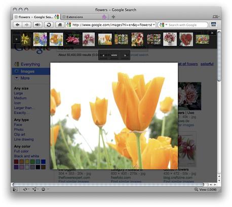 Снимок экрана для Imex