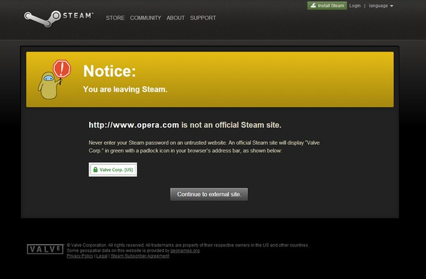 Screenshot para sa Steam Override