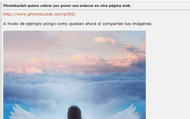 Captura de pantalla para Photobucket Hotlink Fix