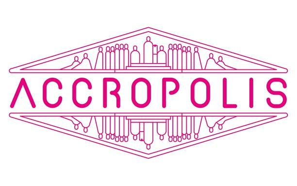Ảnh chụp màn hình của Accropolis notification Live