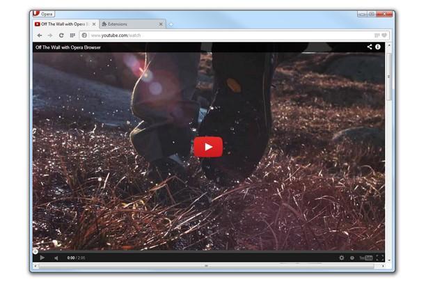 YouTube HTML5 unblocker extension - Opera add-ons