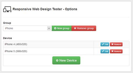 Responsive Web Design Tester Extension Opera Add Ons