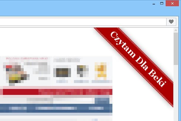 Screenshot for Czytam Prawicowe Strony Dla Beki