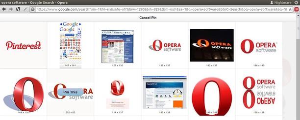 """Screenshot for Pinterextension - Pinterest """"Pin It"""" Button"""