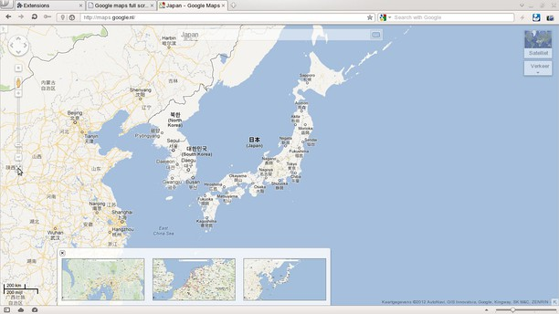 Extensin google maps full screen complementos de opera miniatura de la captura de google maps full screen gumiabroncs Choice Image