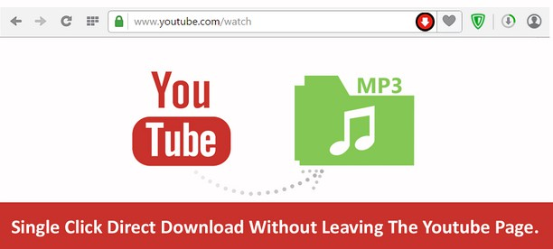Здымак экрану для YOUTUBE MP3 DOWNLOADER