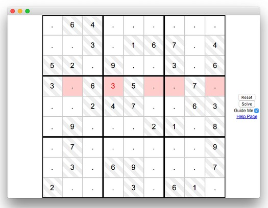 Screenshot for Sudoku