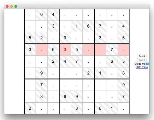 Screenshot for Sudoku