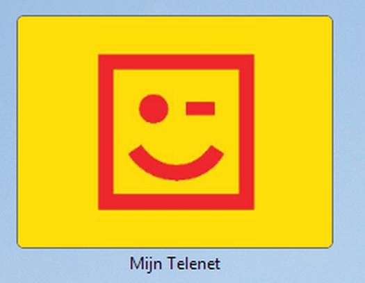 Bildschirmfoto für Mijn Telenet