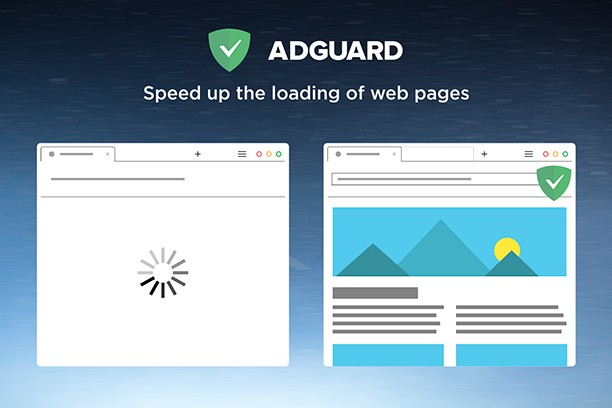 Adguard extension - Opera add-ons