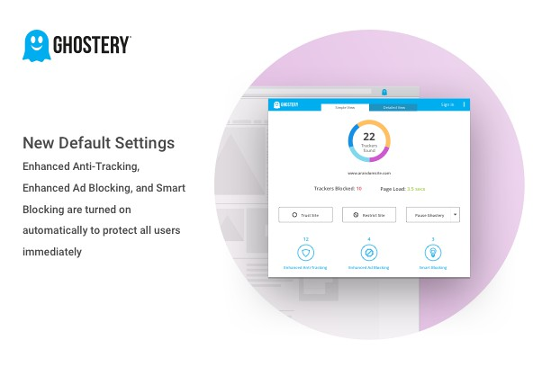 ghostery pour opera