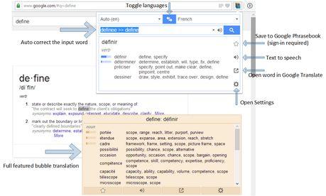 Google™ Translator extension - Opera add-ons