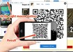 Thumbnail untuk screenshot «CLEVER QR Code» — Scan And Create
