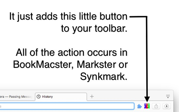 Screenshot for BookMacster Button