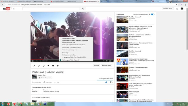 Prevent firefox from using html5 player in youtube. | firefox.
